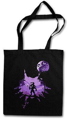 ANIME MASK SHOPPER SHOPPING BAG Majora Horror Kid Zelda Game (Horror Mask Shop)