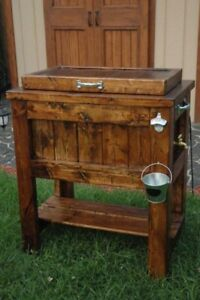 The Rustic Cooler