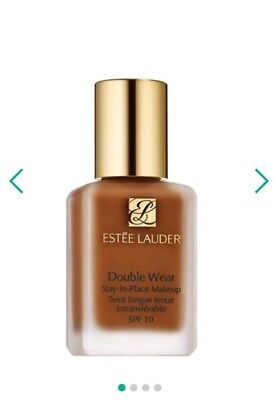 Estee Lauder double wear stay in place foundation makeup RICH COCOA C61 NEW