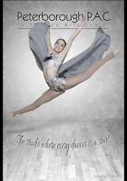 DANCE REGISTRATION - Peterborough PAC