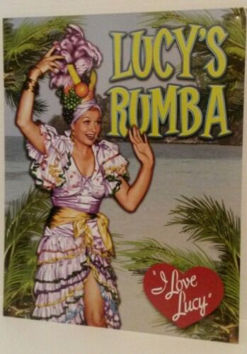 I Love Lucy, Lucy