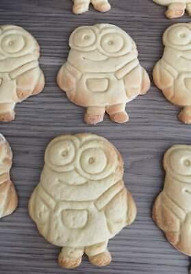 Minion Plätzchen Ausstechform Cookie Cutter