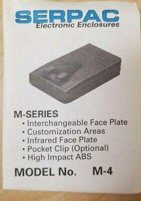 5 Pcs Serpac Electronic Enclosure M Series E1