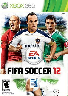 New: FIFA Soccer 12 - Xbox 360: Xbox 360, Xbox 360 Video Game for sale  Shipping to India