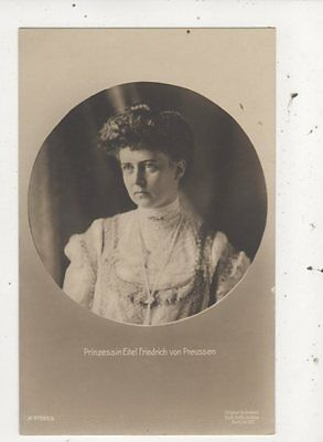 Prinzessin Eitel Friedrich Von Preussen RP Postcard Germany Royalty 040b