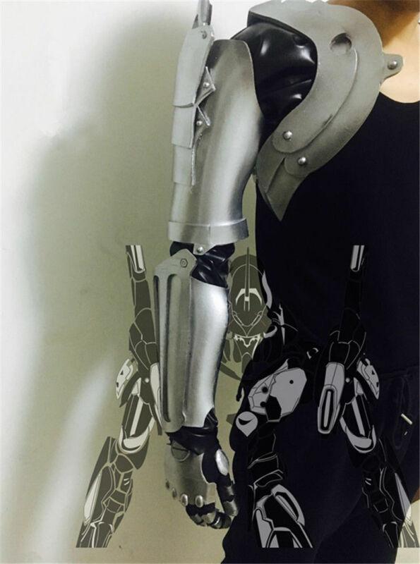 Anime Fullmetal Alchemist Edward Elric Cosplay Arm Prop Halloween Party Props