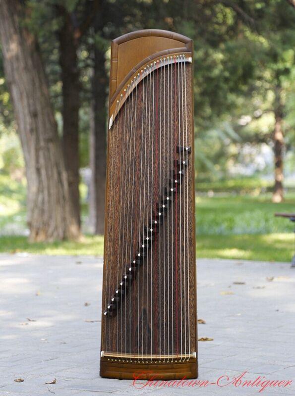 Concert Grade 21-String Guzheng 48