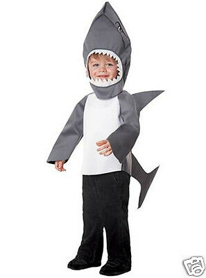 Shark Boy Kostüm Halloween (Shark Boy Toddler 12-18 Month Costume Child Kids Halloween Dress Up)