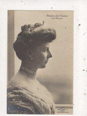 Prinzessin Eitel Friedrich Von Preussen RP Postcard Germany Royalty 038b