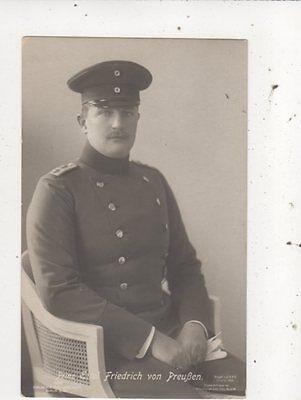 Prinz Eitel Friedrich Von Preussen RP Postcard Germany Royalty 039b