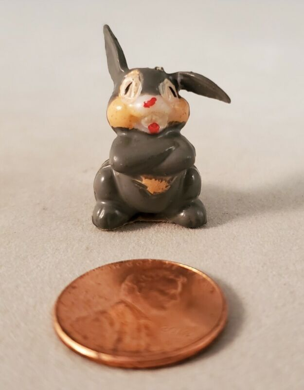 Marx Disney Miniatures Disneykins Thumper from Bambi (Hand Painted - 1961)