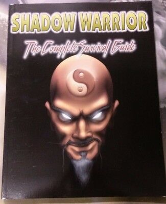 PC Computer Game Shadow Warrior The Complete Survival Strategy Guide New
