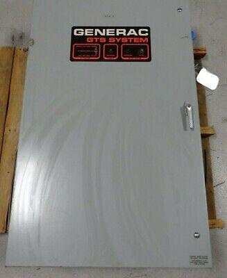 Generac 97b05576-w 150a 277480v Max 600vac Automatic Transfer Switch
