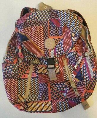 Kipling Zakaria Print. Backpack BP4042-8PD
