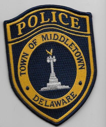 Middletown Police State Delaware DE