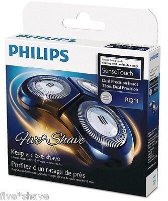 PHILIPS Philishave RQ11 RQ 11 SENSOTOUCH 1150 1160 1180 Scherköpfe Scherkopf SET online kaufen