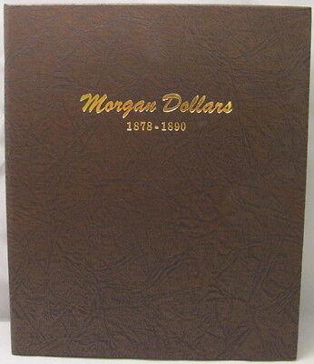 MORGAN DOLLARS DANSCO ALBUM #7178 (1878-1890)