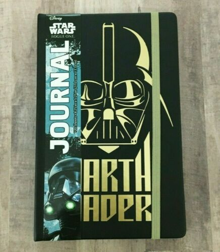 Star Wars Darth Vader Leatherette Journal 8x5 120 Sheets