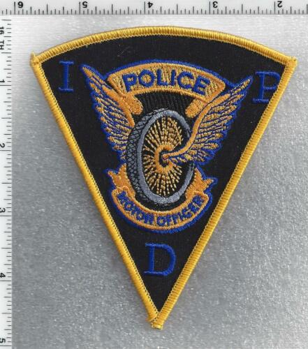 Indianapolis Police Motor Officer (Indiana) 1st Issue Shoulder Patch