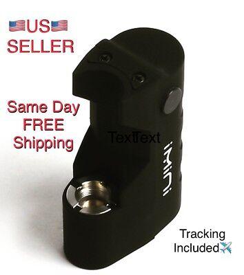 US Seller Free Shipping  iMini  Discreet Battery  510 Thread BLACK No tank