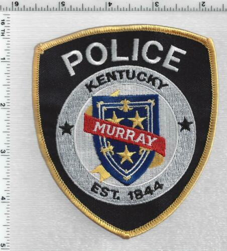 Murray Police (Kentucky) 5th Issue Shoulder Patch