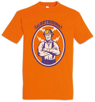 Electrician IV T-Shirt Elektro Ingenieur Elektriker Elektronik