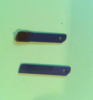 Nos 6-91--merrow-lower Cutter Lot Of 2-free Shipping