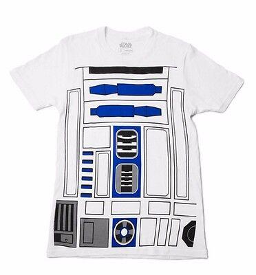 Star Wars R2 D2 Kostüm R2D2 Lizenziert Erwachsenen T-Shirt