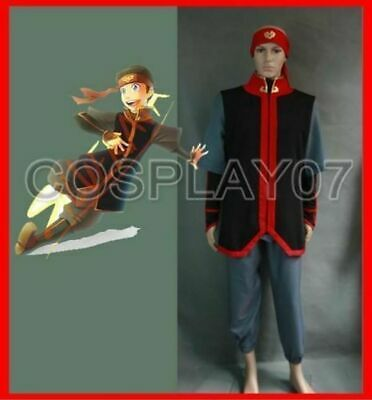 Popular Avatar: The Last Airbender Avatar`Aang cosplay costume - Aang Avatar Kostüm
