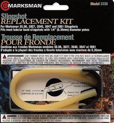 Marksman Replacement Slingshot Wrist Rocket Band 4725 Marksman 3330