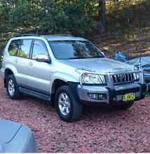 Toyota Prado 3.0 litre turbo diesel Wyong Wyong Area Preview
