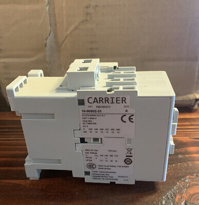 Carrier Transicold Contactor Relay 10-00503-31 12amp Container Refrigeration