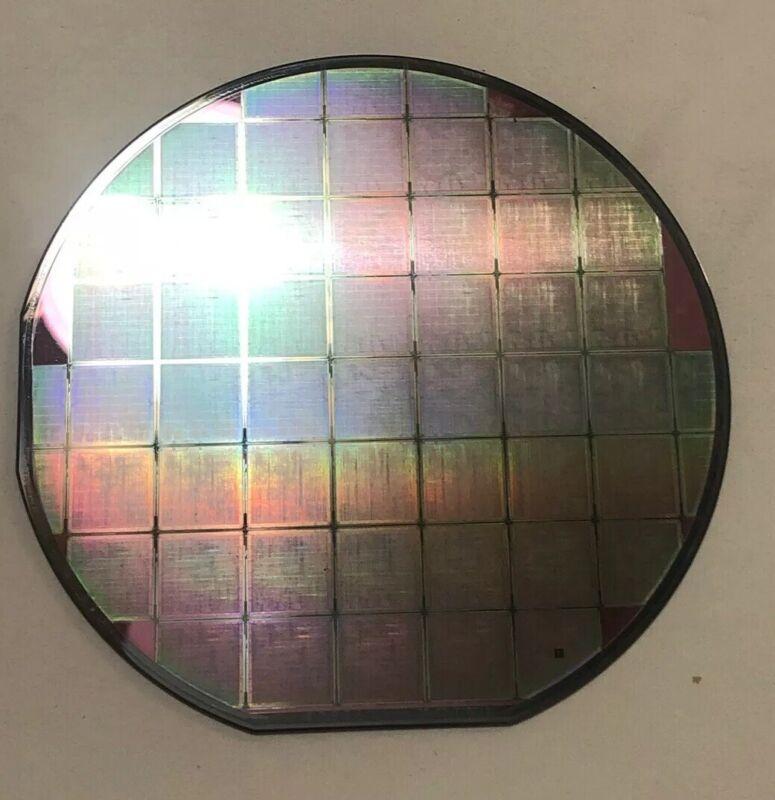 Silicon wafer UTMC AEROFLEX, Vintage 90's