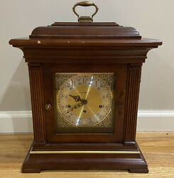 Howard Miller Model 612-436 Triple Chime Mantel Clock