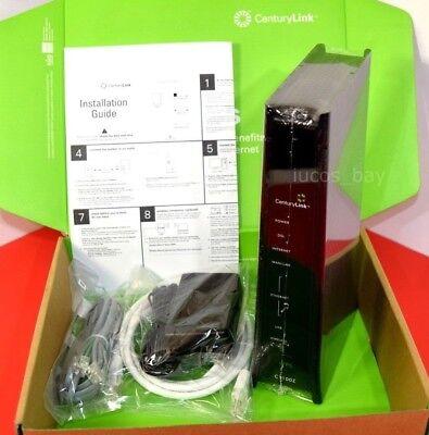 Centurylink Zyxel C1100z 802 11N Wireless Modem Router Adsl2  Vdsl  Gpon Sealed
