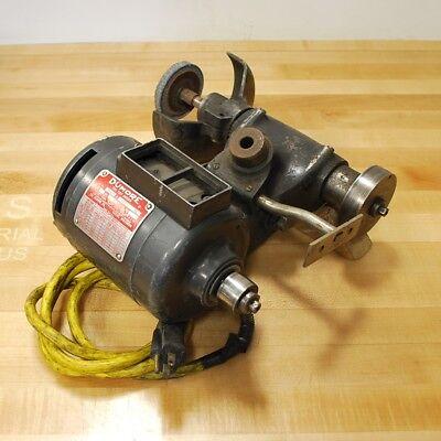 Dumore 5-021 Tool Post Grinder. - Used