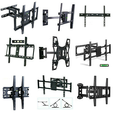 Swivel Full Motion TV Wall Mount Bracket 32 40 47 55 70 75