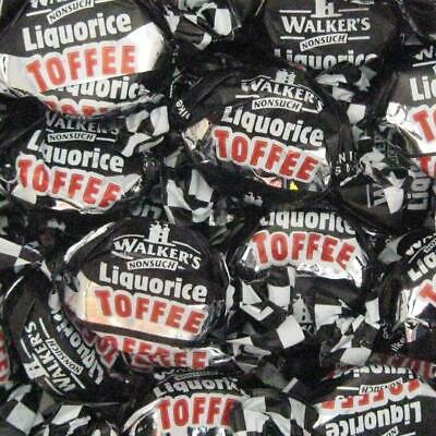 Walkers Liquorice Toffees 1kilo
