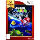 Super Mario Galaxy Nintendo Wii Video Games