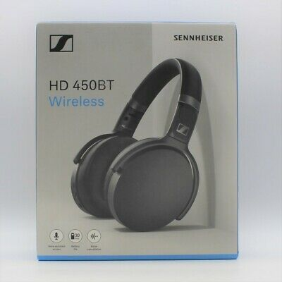 SENNHEISER HD450BT Wireless Headphones Over The Ear, Noise Cancellation