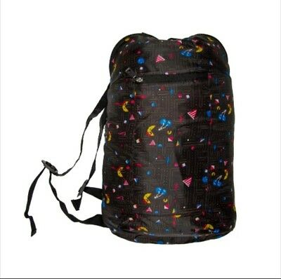 Ms. Pac-Man Pop Up Backpack For Ages - Pacman For Kids