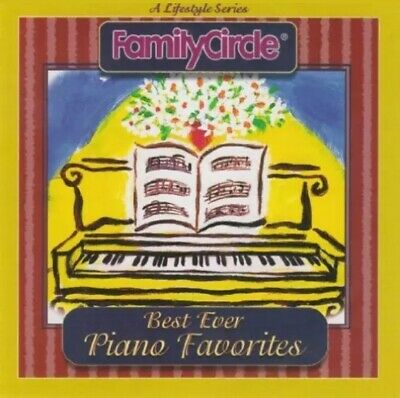 Family Circle - Best Ever Piano Melodies (CD, Jan-2000, Direct Source) Best Ever Piano