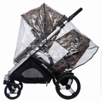 RAIN and SUNShade cover Steelcraft strider plus and compact