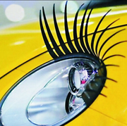 Charming Black False Eyelashes  for cars Strathpine Pine Rivers Area Preview