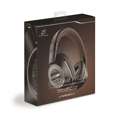 Plantronics Backbeat Pro 2 Wireless Noise Canceling Headphones Brand New Sealed