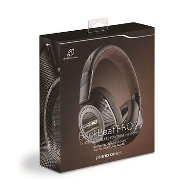$169.99 - Plantronics Backbeat Pro 2 Wireless Noise Canceling Headphones Brand New Sealed