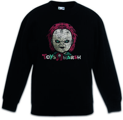 TOYS R HARSH Kinder Pullover Pulli Bride Seed of Story Fun Chucky Child's Play