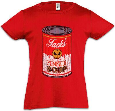 II Kinder Mädchen T-Shirt Tim Skellington before Christmas (Jack Skellington Kinder)