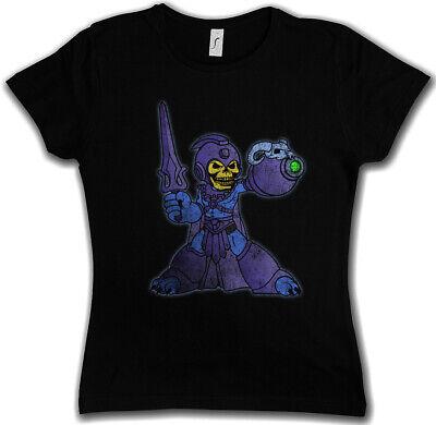MEGATOR DAMEN T-SHIRT Masters of the Skeletor Mega Fun Man Motu Universe online kaufen