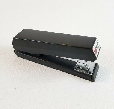 Vintage Acco Stapler 50 In Black Made In Usa